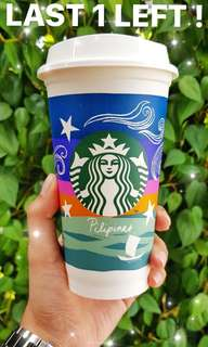 Starbucks Limited Edition Vinta Reusable Cup