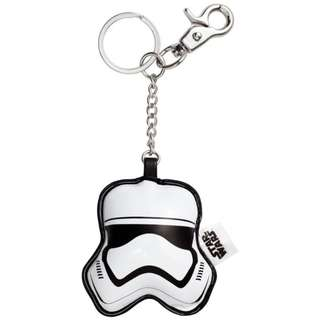 New Star Wars First Order Stormtrooper keychain (100% original and new)
