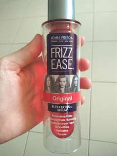 Frizz ease (50ml bottle)