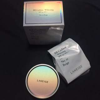 Laneige BB Cushion - Whitening