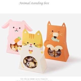 Baby Shower/ Candy Box/ Children Birthday/ Berkat