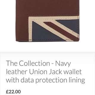 Redherring Union Jack Wallet (REPRICED)