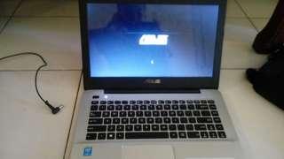 ASUS X455LA core i3