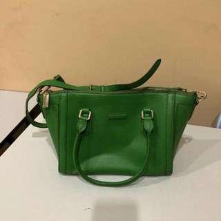 Authentic Charles & Keith Green Handbag #HOT80