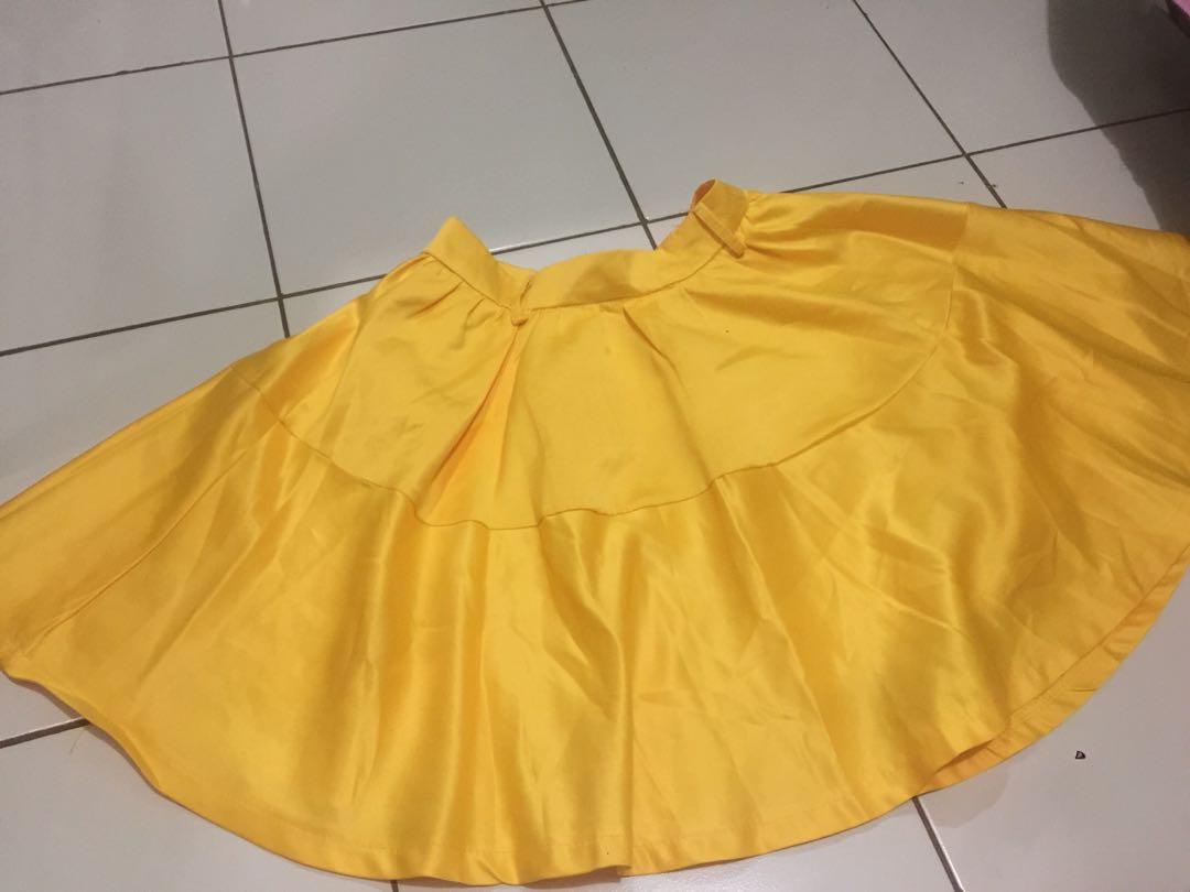 #123MoveOn Flare skirt