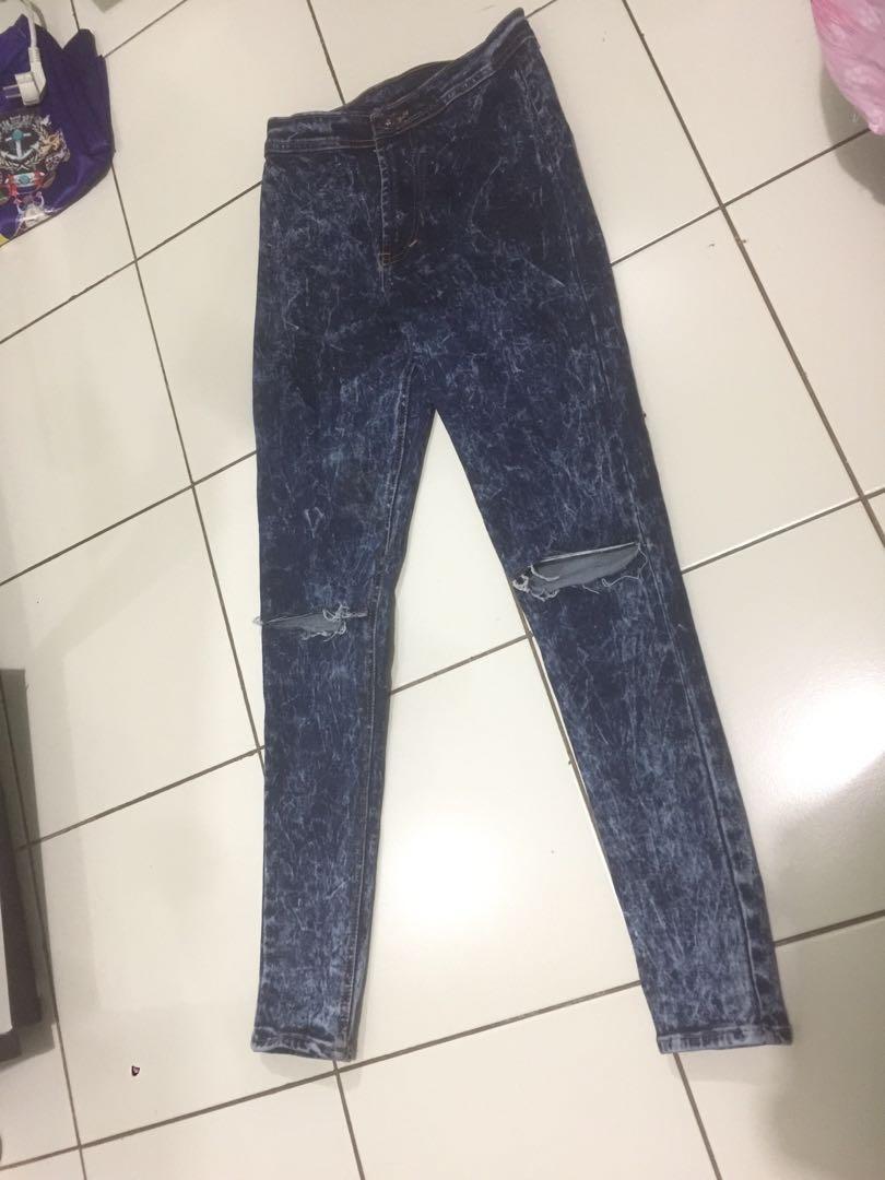 #123MoveOn Highwaist pants