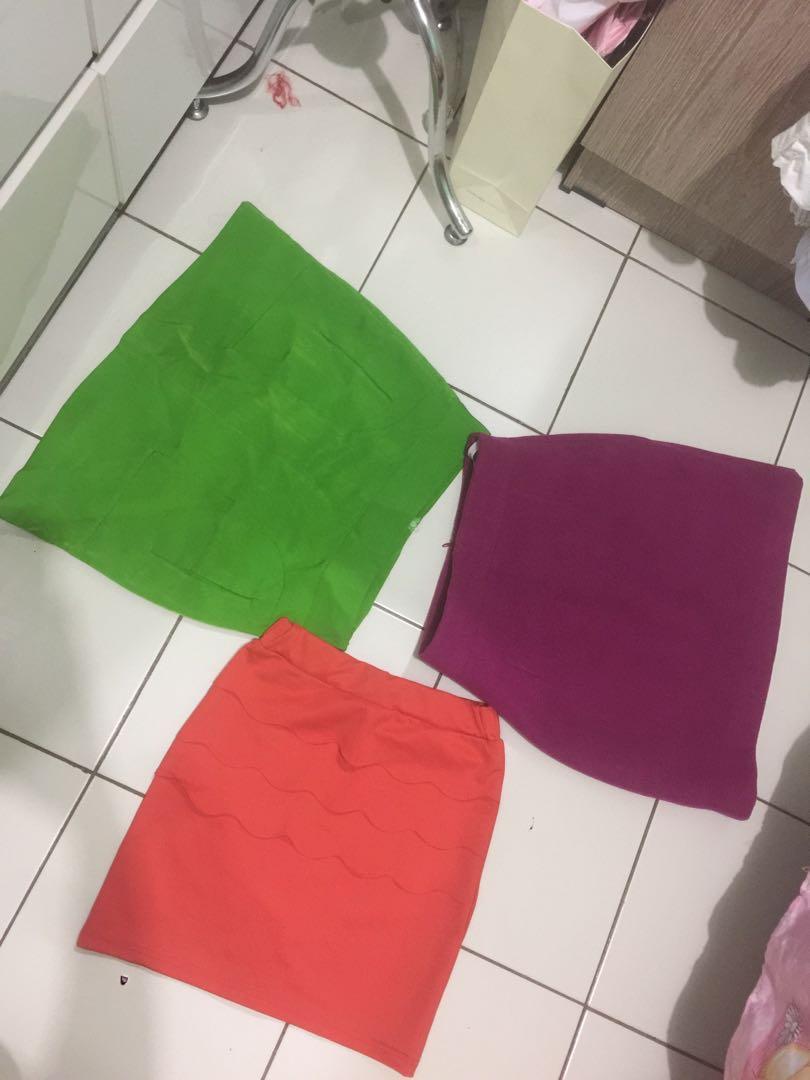 #123MoveOn Hotty skirt