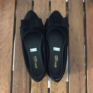 Bow Flatshoes