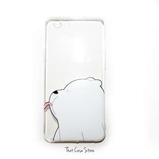 INSTOCK Oppo A59 / F1s We Bare Bears Phone Cover