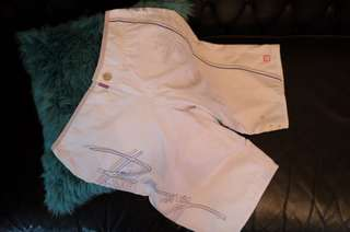 Beach Short (White)