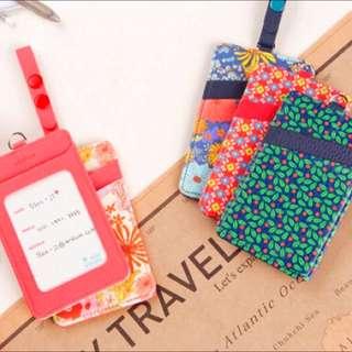 Korea ARDIUM Card Holder Detachable Strap