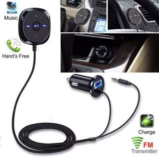 Wireless Car Bluetooth audio receiver