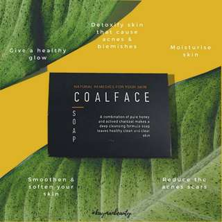 Coalface Soap (INSTOCKS!)