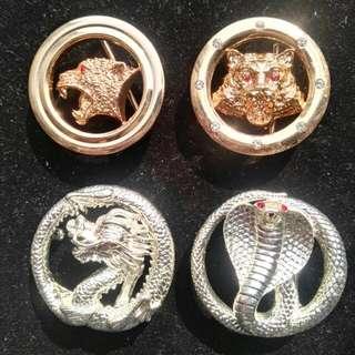 爆款纯铜皮带扣(300一个)