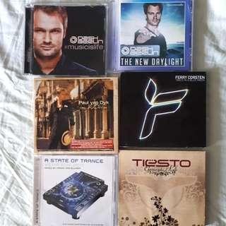 CD Musik Trance