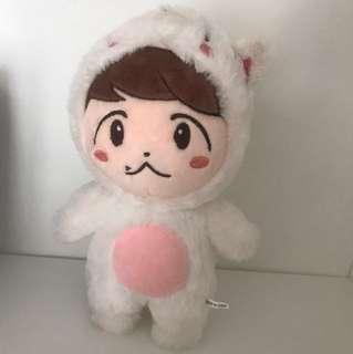 EXO邊伯賢Baek公仔
