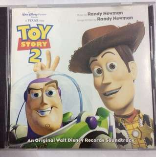 Cd 59a Toy Story 2