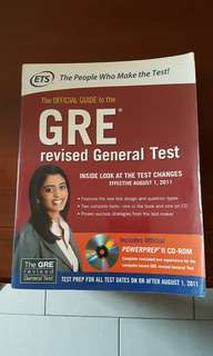 Official guide to GRE
