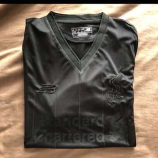 Liverpool 125th Anniversary Blackout Jersey