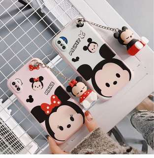 Micky Minnie iPhone X機殻