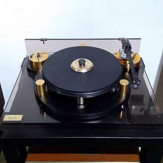 英國J.A.Michell GyroDec turntable 黑膠唱盤
