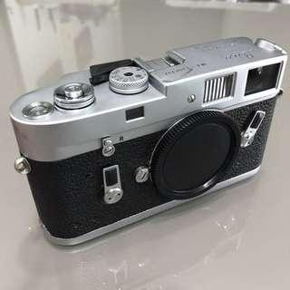 Leica M4 Chrome Body Only