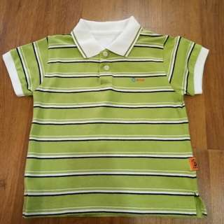 Boy stripe line top (2 - 3 year old)