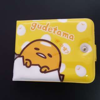 Gudetama kids wallet.