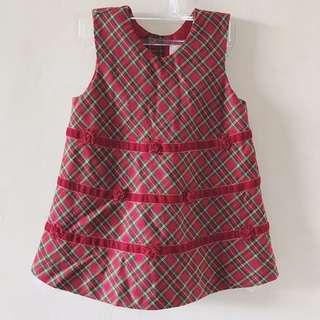 Red Onsie Dress