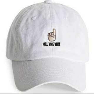Forever 21 Nothing can stop me hat