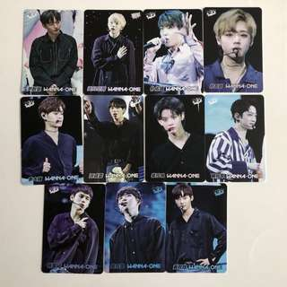 Wanna One Yes!Card 第31期