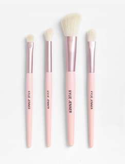 Limited edition Kylie Cosmetics brush set
