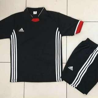 Setelan seragam futsal adidas