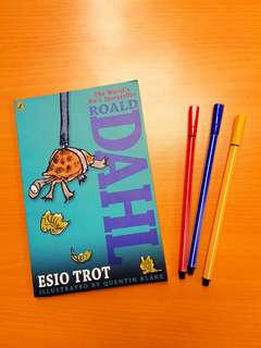 Esio Trot / The Witches (Roald Dahl)