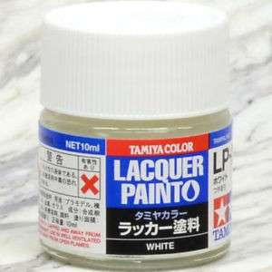 Tamiya Lacquer Paint White LP-2