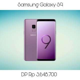 Kredit Samsung Galaxy S9, Cicilan Tanpa Kartu Kredit