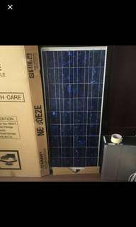 LAST PIECE - SHARP Solar Panels & Module (Made in Japan)