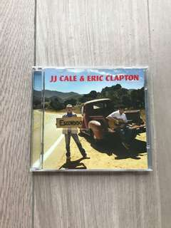 JJ Cale & Eric Clapton The Road To Escondido CD