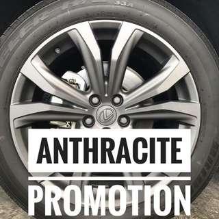 Plastidip Anthracite Grey Promotion Plastidip