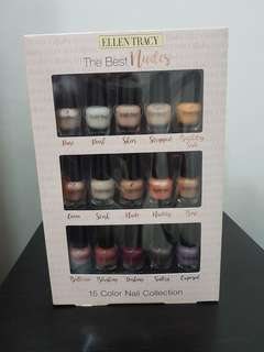 Color nail collection