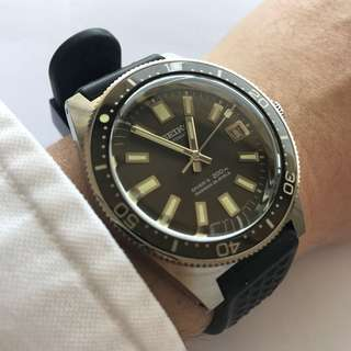 Seiko 62mas Reisssue full set