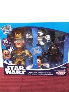 Star Wars x Mr Potato Head 薯蛋頭 Figure