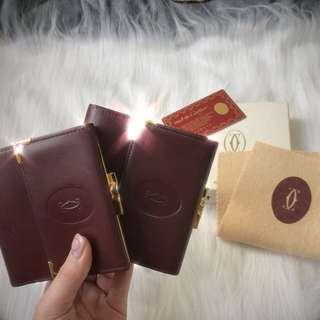 Cartier Paris Wallet