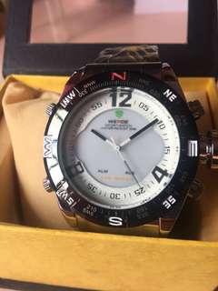 New Unisex Sport Watch - In stock