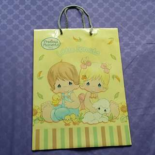 Paper Bag by Precious Moments