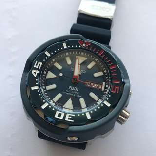 "Seiko - wrong spelling ""editoin"" divers"