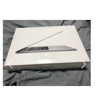 BNIB Macbook Pro 15 inch MTPR2 latest version with AppleCare
