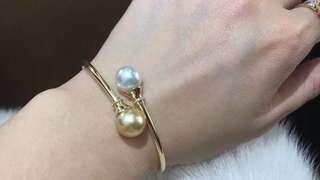 珍珠手鐲😊