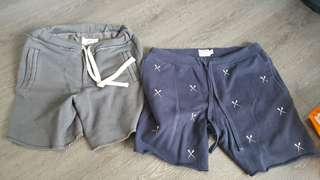 Sweater short pant