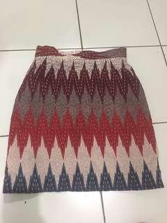 #123MoveOn Rang rang skirt
